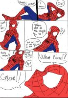 Spidey's Big Day Page 11 by haggith