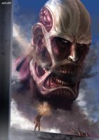colossal titan x SSSP by unded