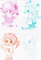 .:class piccyture:. Page uno by LittleScribble