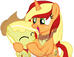 Apples Forever by iPandacakes