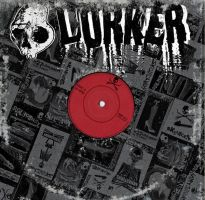 Lurker Record Sleeve by Forty-Nine