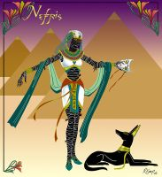 Nefris by egypt-club
