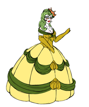 Belle of the Salad by The9Tard