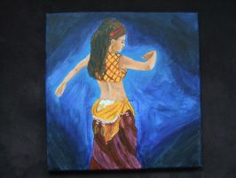 Belly Dancer by DeLeilasenpei