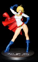 Power Girl by Tendranor