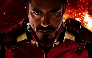 Iron Man 2 Stark by rehsup