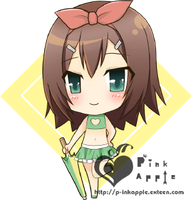 Hideyoshi by p-inkapple