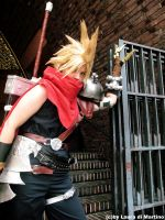 Cloud Strife by Des-Henkers-Braut