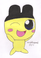 Mametchi by MarioSimpson1