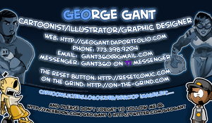 Business Card 2010 by geogant