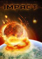 Impact - Book Cover - Photo V2 by firedragonmatty