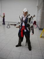 Connor Kenway MCM Oct '12 by KaniKaniza