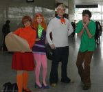 The Scooby Gang by ArcaneArchery