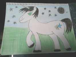 LUCK THE UNICORN by SHADOWDARK6662012