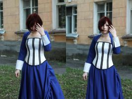 Wind - Bioshock Infinite by NerimoNer