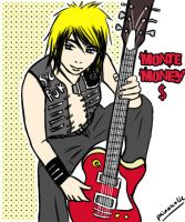 Monte Money Escape the Fate by Mahadesu