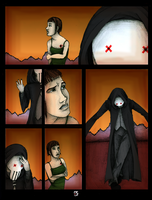 Mr Death pg 3 :silent: by bowie-lover