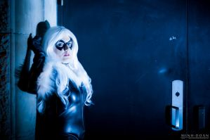 Black Cat - Easy Night by maverickdelta