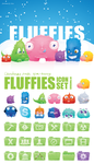 Fluffies Pack by LineBirgitte