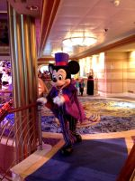 Disney Dream 13 CLXIII by LDFranklin