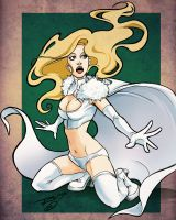 White Queen Emma by Romax25