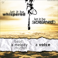 Let It Be... by TraVitas