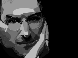 Steve Jobs by UHB-gfx