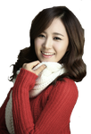 SNSD Yuri Christmas ~PNG~ by JaslynKpopPngs
