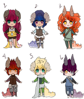 Adopts.Batch.3 OPEN by PaopuDestinies