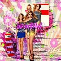 Ashley Benson 6 by MoniiQuita