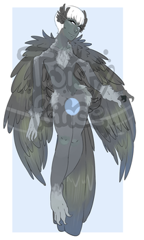 Birdboy adoptable -OPEN- $15 by twistyprince