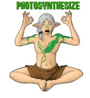 Photosynthesize by Ill-wovenElm