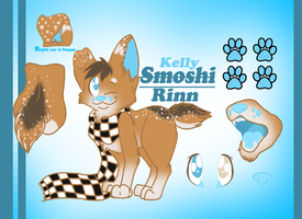 Smoshi Kelly Rin Reference Sheet by Sockune