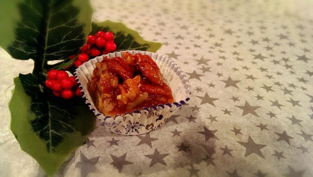 Mini Pecan Square by asthetiq