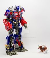 Optimus Prime 2 by memetronic