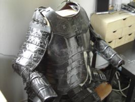 Shionai Armour Complete by onetoforeseeforone
