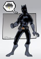 Black Panther by Leandro-Damasceno