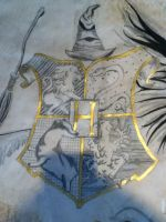 Hogwarts Crest: Completed by Jaded-but-Beautiful