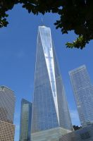 The World Trade Centre, NYC by westaussie