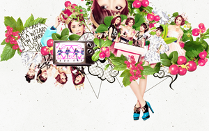 [110713] GirlsDay-Female president wallpaper by Kr137