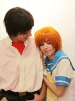 Always Together [Keiichi and Rena Cosplay] by Amiranne