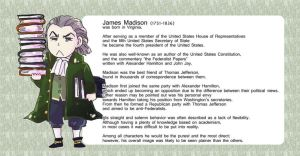 James Madison 'Character Info' by Naka-Mikana