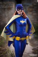 Bat-Girl by bryanhumphrey