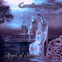 Cemetary Visions - Angel of Sorrow CD Cover by AshlieNelson