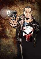 Punisher by Francundo