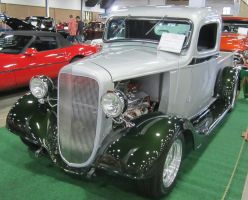 36 Chevy pickup w/low cab by zypherion