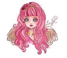 C.A Cupid by Liizzieh-Koi