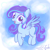 Pegasi adoptable SOLD by Lost-in-Equestria