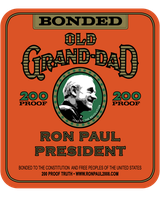 Ron Paul Old Granddad by ayebretwalda