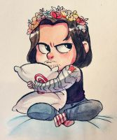 bucky commission by Lis-Alis